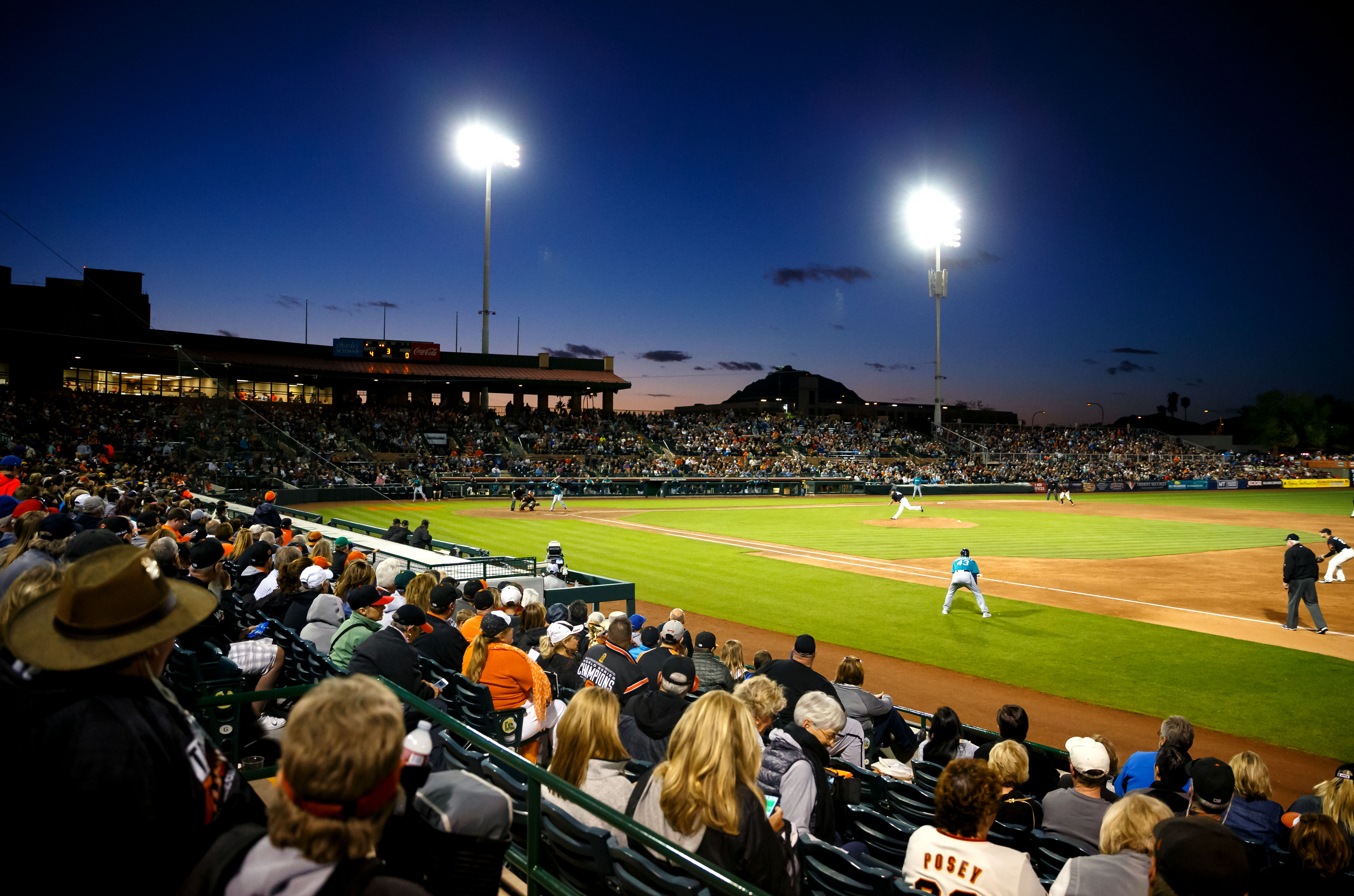 Spring Training: The Ultimate Seattle Mariners Fan Experience In Peoria, Arizona